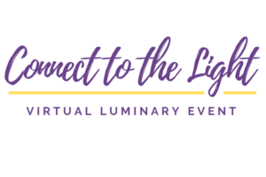 logo for connect to the light