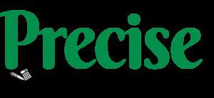 new precise logo